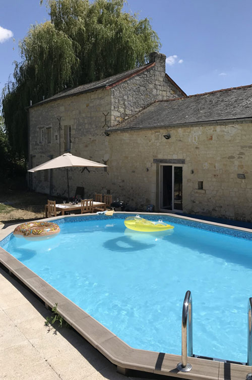 french holiday in Loire
